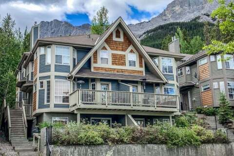 Townhouse for sale at 819 Wilson  Wy W Canmore Alberta - MLS: A1030385