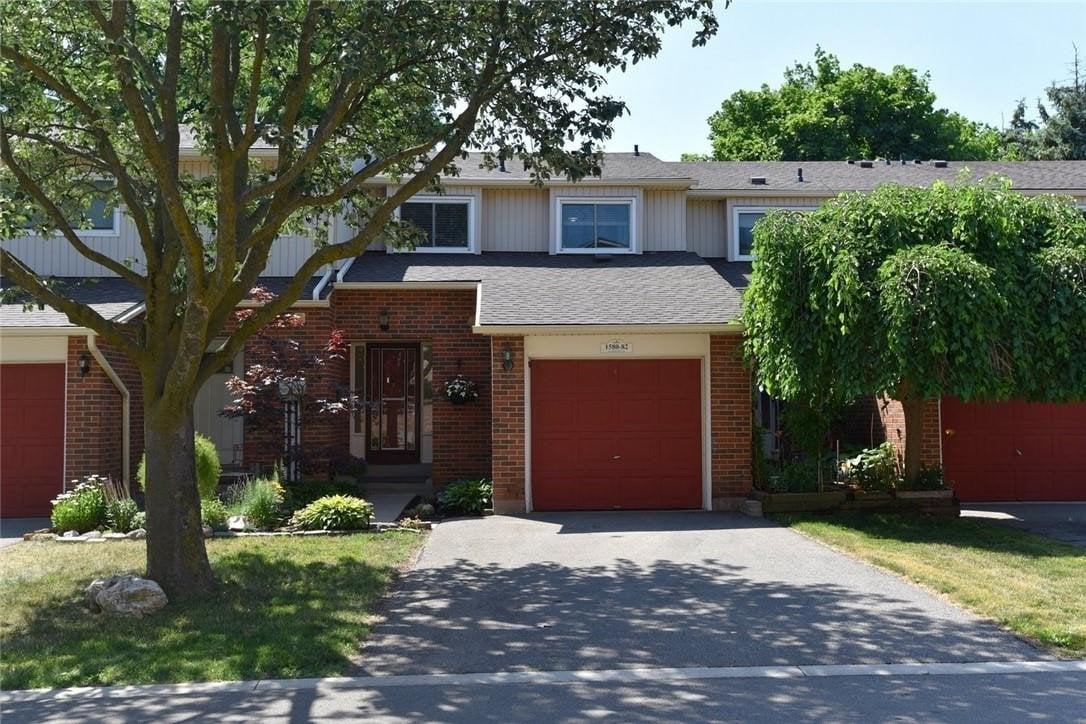 Townhouse for sale at 1580 Newlands Cres Unit 82 Burlington Ontario - MLS: H4093076