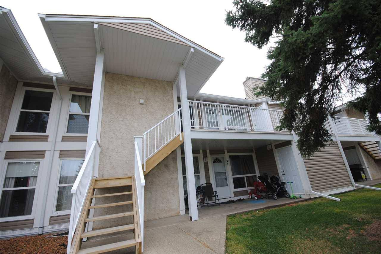 Townhouse for sale at 2204 118 St Nw Unit 82 Edmonton Alberta - MLS: E4160287