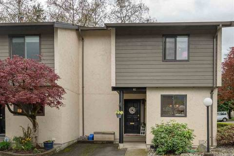 Townhouse for sale at 2905 Norman Ave Unit 82 Coquitlam British Columbia - MLS: R2362487