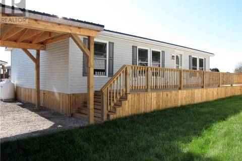 House for sale at 340 Front Rd Unit 82 Port Rowan Ontario - MLS: 30766830