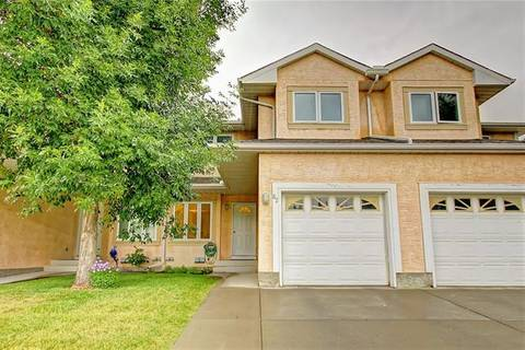 Townhouse for sale at 388 Sandarac Dr Northwest Unit 82 Calgary Alberta - MLS: C4249390