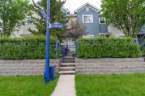 Townhouse for sale at  5 Ave Sw Unit 82 Edmonton Alberta - MLS: E4165225