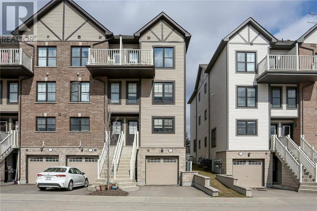 Townhouse for sale at 701 Homer Watson Blvd Unit 82 Kitchener Ontario - MLS: 30799674