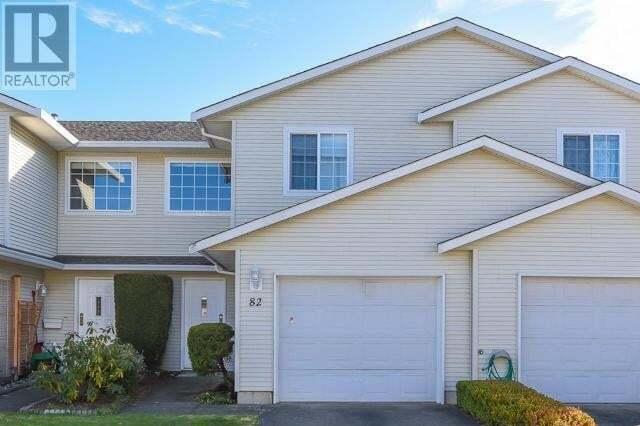 Townhouse for sale at 717 Aspen Rd Unit 82 Comox British Columbia - MLS: 465177