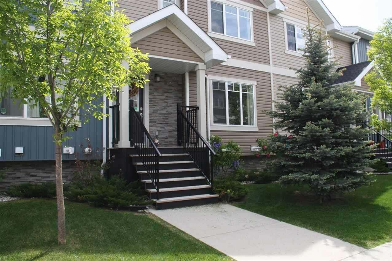 Townhouse for sale at 9535 217 St NW Unit 82 Edmonton Alberta - MLS: E4188533