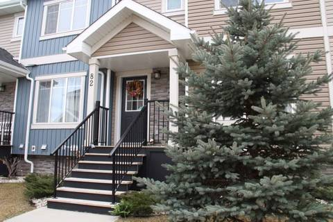 Townhouse for sale at 9535 217 St Nw Unit 82 Edmonton Alberta - MLS: E4135146