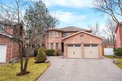 House for sale at 82 Aitken Circ Markham Ontario - MLS: N4416015