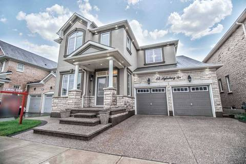 House for sale at 82 Aylesbury Dr Brampton Ontario - MLS: W4496457