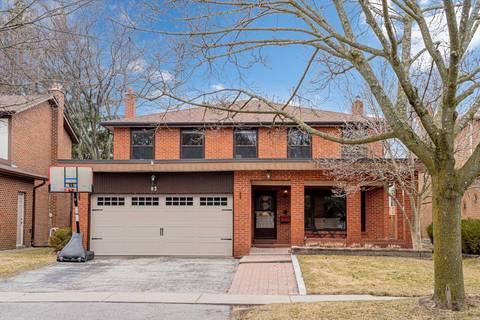 House for sale at 82 Bathgate Dr Toronto Ontario - MLS: E4727761