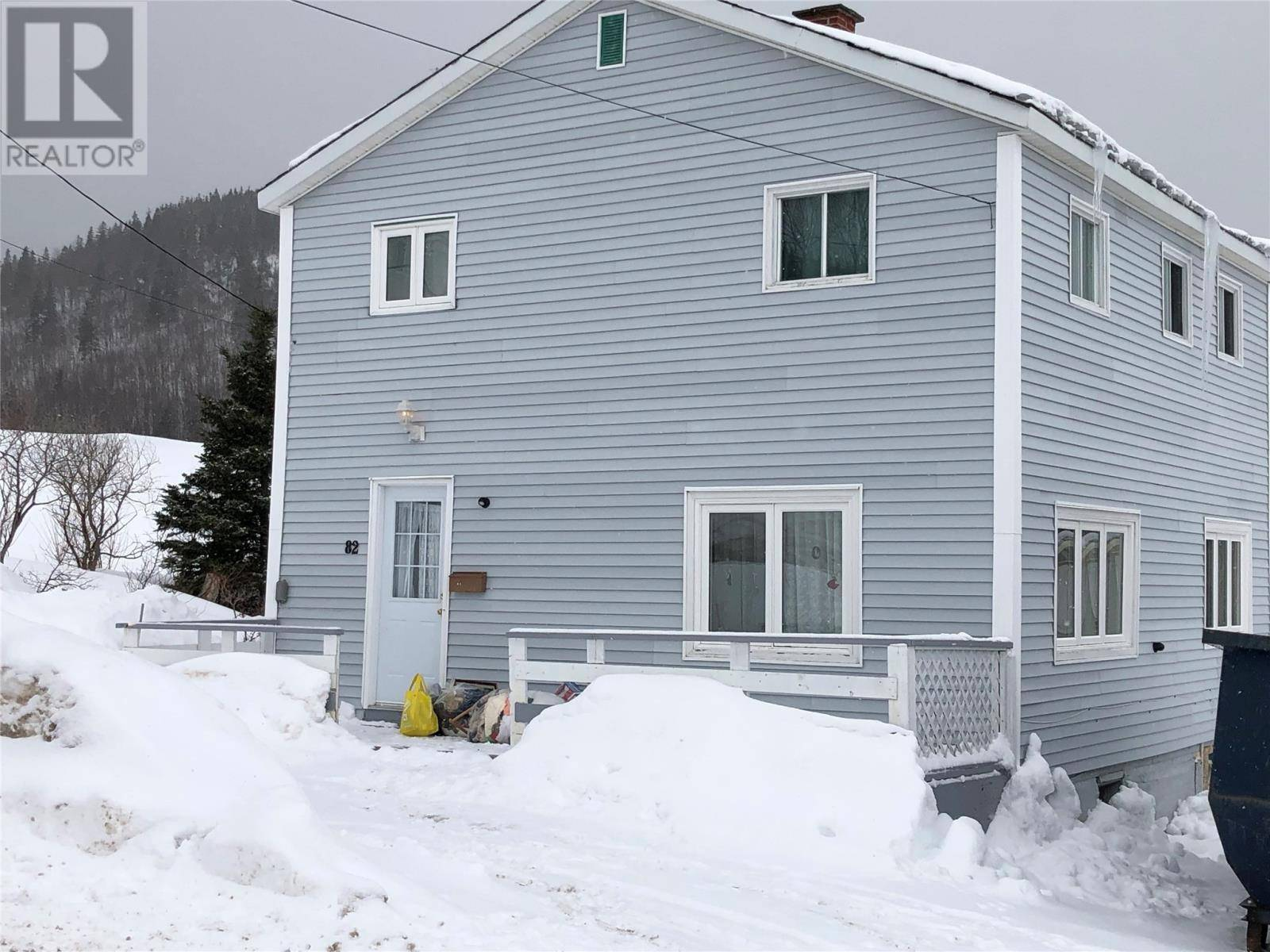 House for sale at 82 Bayview Ht Corner Brook Newfoundland - MLS: 1212413