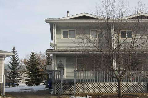 Townhouse for sale at 82 Beech Cres Olds Alberta - MLS: C4221953