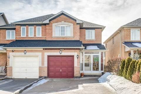 Townhouse for sale at 82 Bellagio Cres Vaughan Ontario - MLS: N4701652