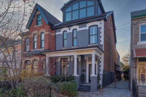 Townhouse for sale at 82 Bellevue Ave Toronto Ontario - MLS: C4986115