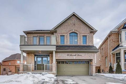 House for sale at 82 Borrelli Dr Brampton Ontario - MLS: W4697122