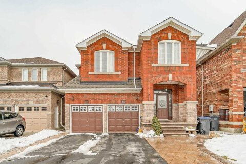 House for sale at 82 Botavia Downs Dr Brampton Ontario - MLS: W5087191