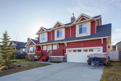 House for sale at 82 Boulder Creek Manr SE Langdon Alberta - MLS: A1047891