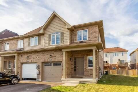 Townhouse for sale at 82 Bradbury Rd Hamilton Ontario - MLS: X4852155