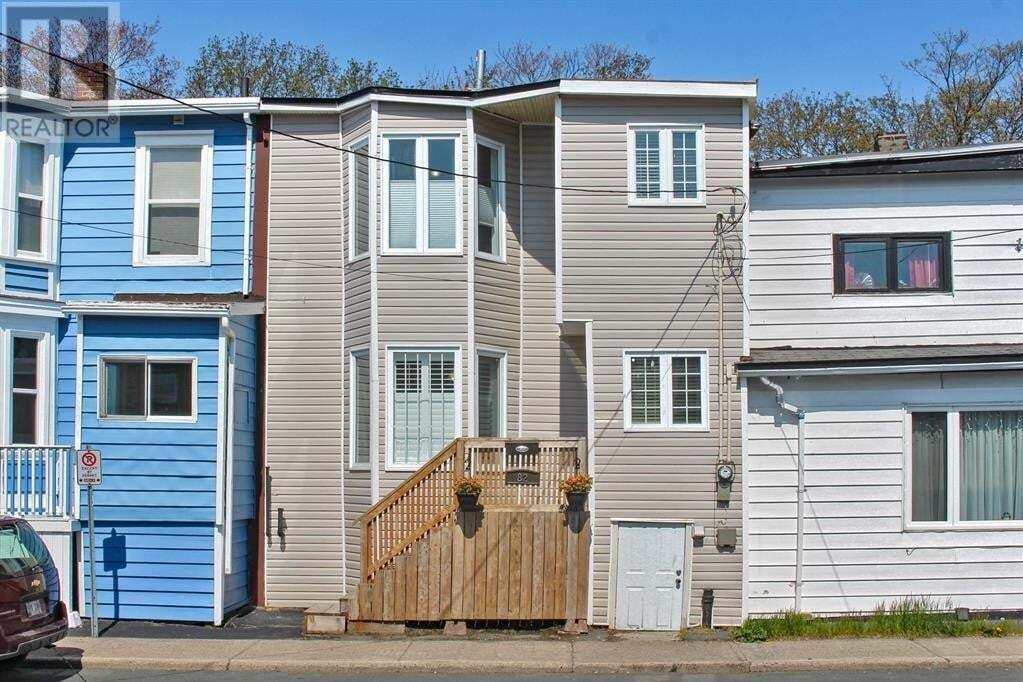 House for sale at 82 Cabot St St. John's Newfoundland - MLS: 1214581
