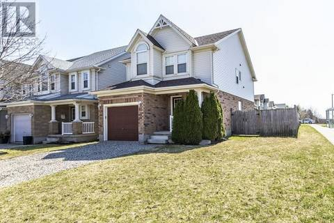 House for sale at 82 Carrington Pl Guelph Ontario - MLS: 30726304