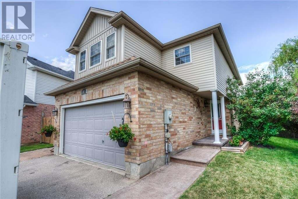 House for sale at 82 Chateau Cres Cambridge Ontario - MLS: 30822316