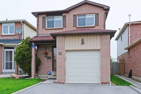 House for sale at 82 Cherrytree Dr Brampton Ontario - MLS: W4455132
