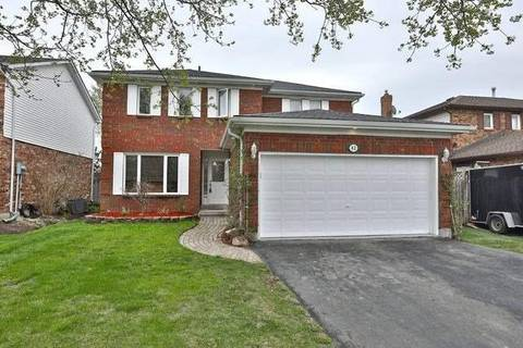 House for sale at 82 Chudleigh St Hamilton Ontario - MLS: X4443100