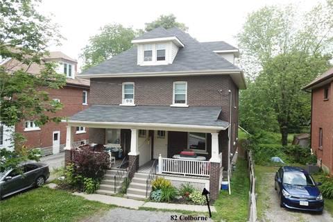 Townhouse for sale at 82 Colborne St Kawartha Lakes Ontario - MLS: X4336348