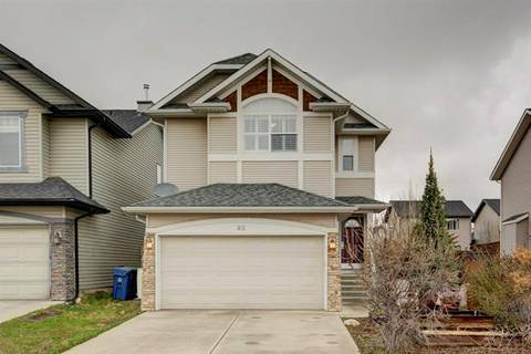House for sale at 82 Cougarstone Cs Southwest Calgary Alberta - MLS: C4295852