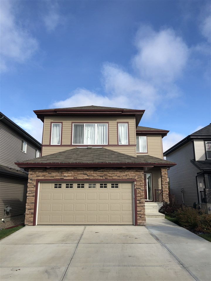 For Sale: 82 Cranston Place, Fort Saskatchewan, AB | 3 Bed, 4 Bath House for $469,000. See 28 photos!