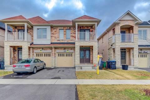 Townhouse for sale at 82 Dawes Rd Brampton Ontario - MLS: W4729538