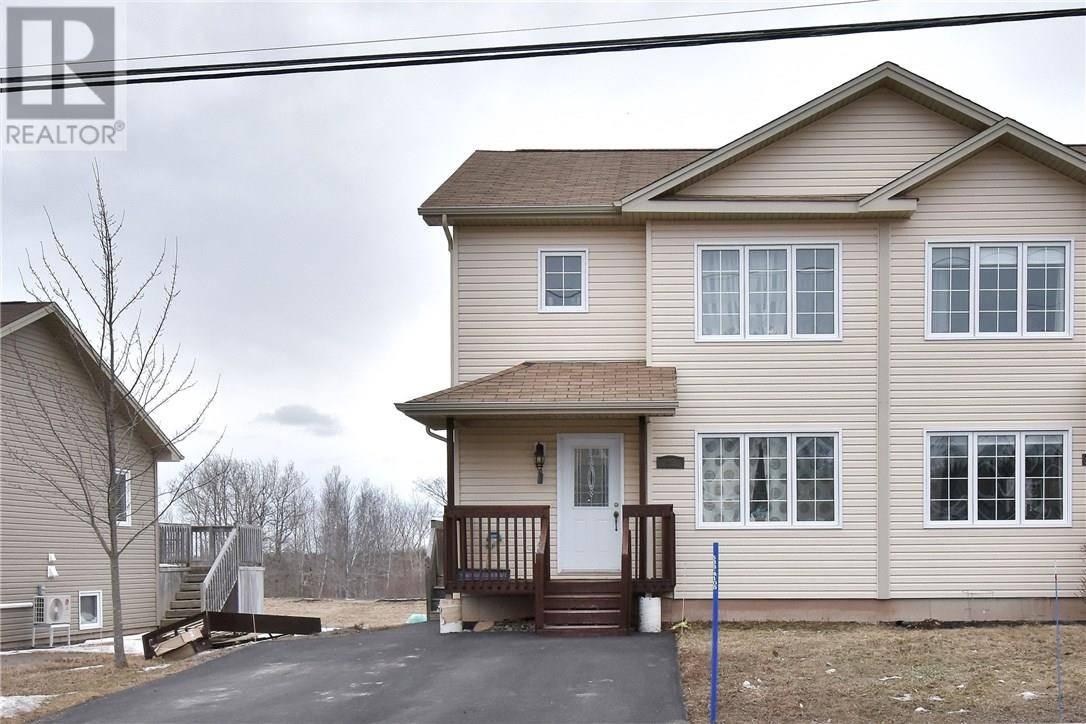 House for sale at 82 De La Belle Foret  Dieppe New Brunswick - MLS: M127922