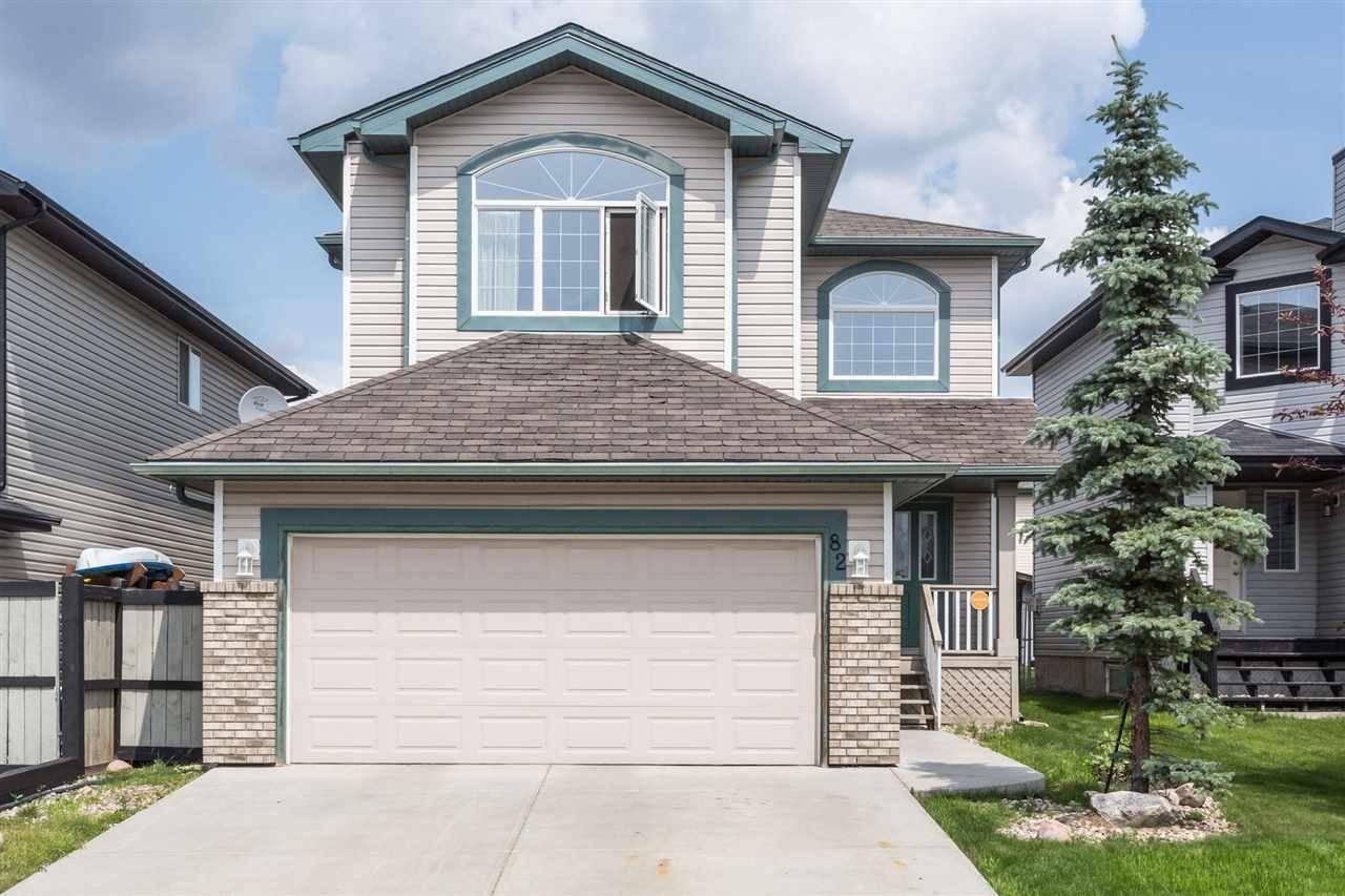 House for sale at 82 Douglas Cres Leduc Alberta - MLS: E4164887