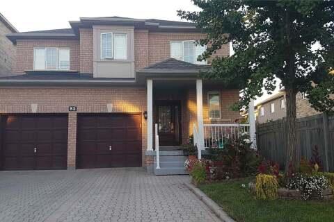 House for rent at 82 Eastbrook Wy Brampton Ontario - MLS: W4900127