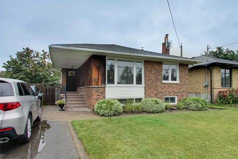 House for sale at 82 Elvaston Dr Toronto Ontario - MLS: C4571759