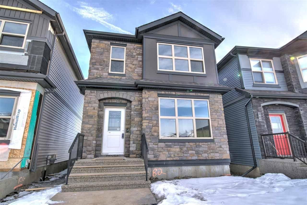 House for sale at 82 Garneau Gt Spruce Grove Alberta - MLS: E4189390