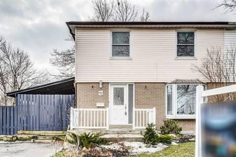 Townhouse for sale at 82 Garside Cres Brampton Ontario - MLS: W4390769