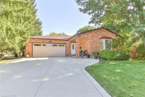House for sale at 82 Glenview Cres London Ontario - MLS: 40022481