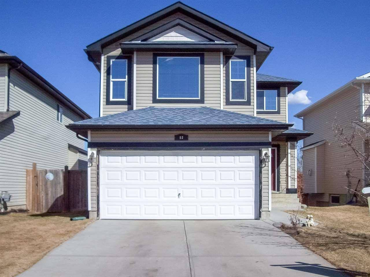 House for sale at 82 Greystone Cres Spruce Grove Alberta - MLS: E4191999