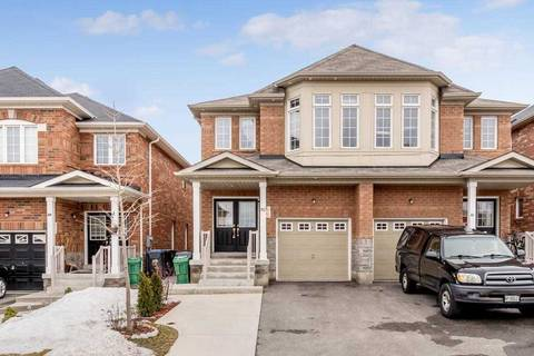 Townhouse for sale at 82 Gulfbrook Circ Brampton Ontario - MLS: W4391528