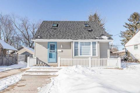 House for sale at 82 Gunn St Barrie Ontario - MLS: S4691565