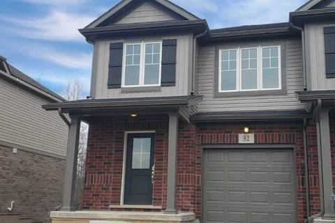 Townhouse for rent at 82 Haney Dr Thorold Ontario - MLS: X4715299