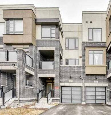 Townhouse for sale at 82 Harold Lawrie Ln Markham Ontario - MLS: N4722779