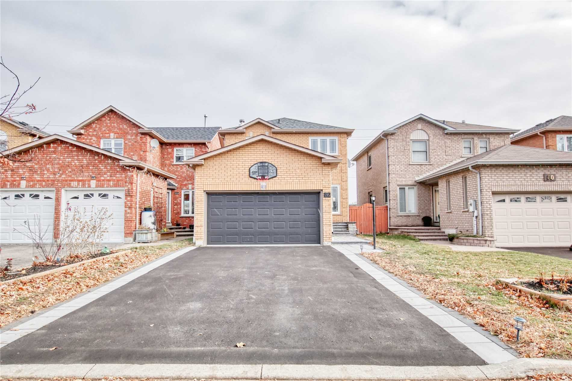 For Sale: 82 Hartrick Place, Whitby, ON   3 Bed, 2 Bath House for $689900.00. See 23 photos!