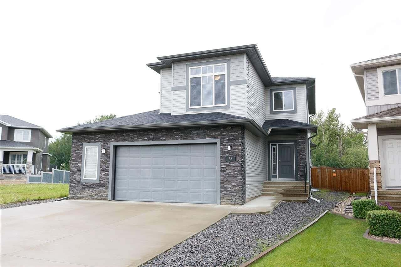 House for sale at 82 Hilldowns Dr Spruce Grove Alberta - MLS: E4208265