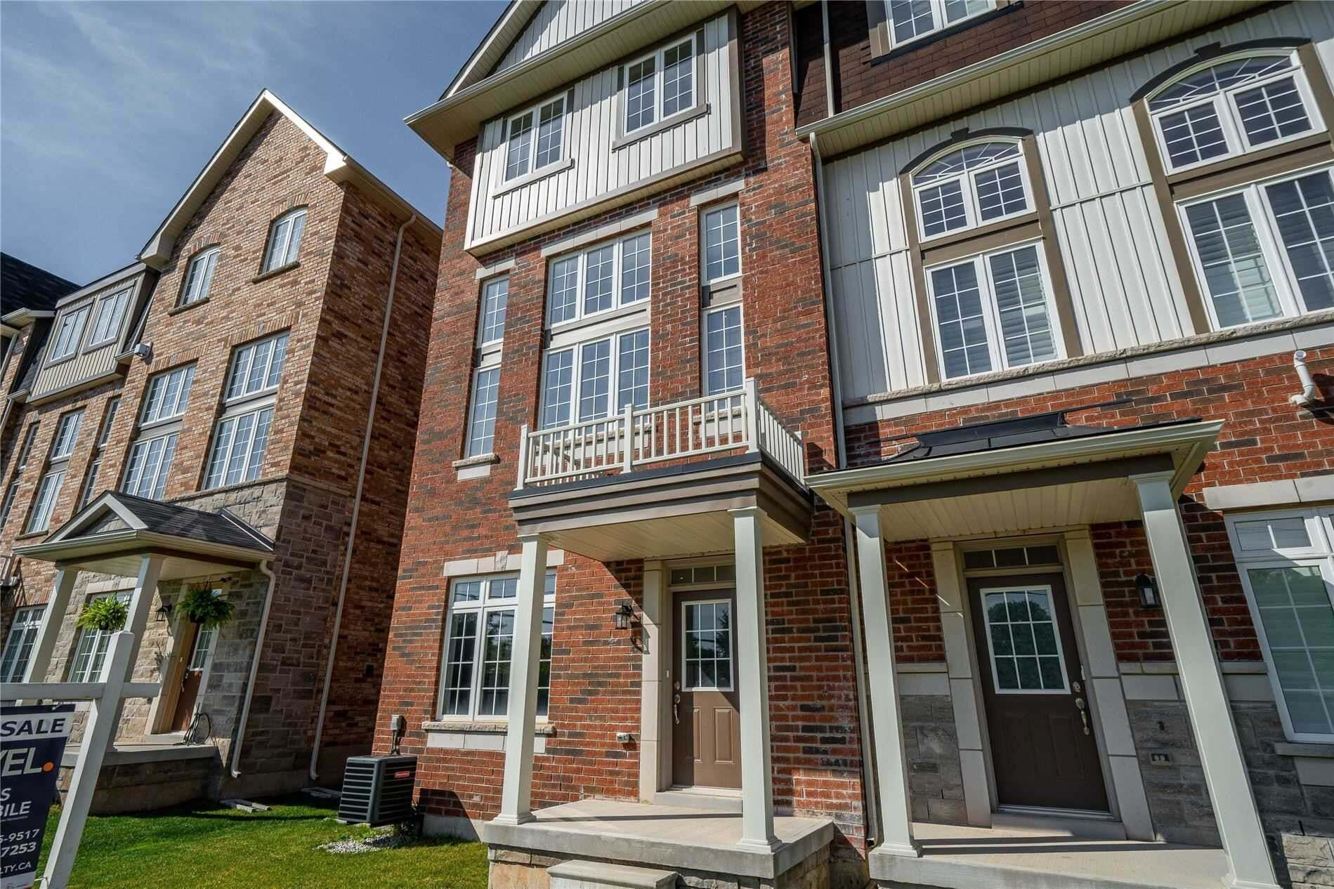 Townhouse for sale at 82 Hugill Wy Hamilton Ontario - MLS: X4859852