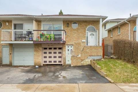 Townhouse for sale at 82 Ivybridge Dr Brampton Ontario - MLS: W4617744