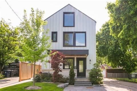 House for sale at 82 Jedburgh Rd Toronto Ontario - MLS: C4666461