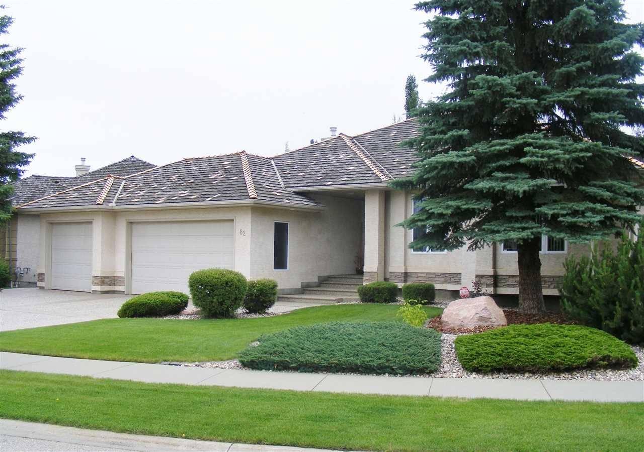 House for sale at 82 Kingsbury Cres St. Albert Alberta - MLS: E4186536