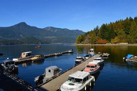 Residential property for sale at 0 West Bay Rd Unit 82 Gambier Island British Columbia - MLS: R2313997